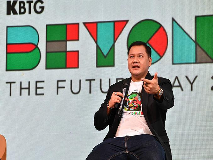 KBTG ชูวิสัยทัศน์ ตอกย้ำผู้นำฟินเทคฯ ตั้งเป้าปี 68 เป็นบริษัทเทคฯ ที่ดีที่สุดในไทย