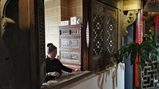สำราญรสชาจีน…ย่านเมืองเก่านครเซี่ยงไฮ้